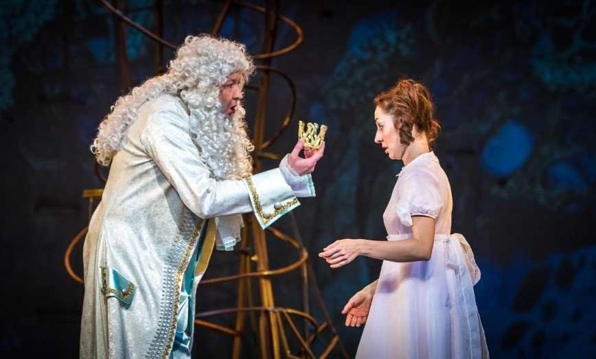Театр на Таганке покажет новогоднюю сказку Ганса Христиана Андерсена
