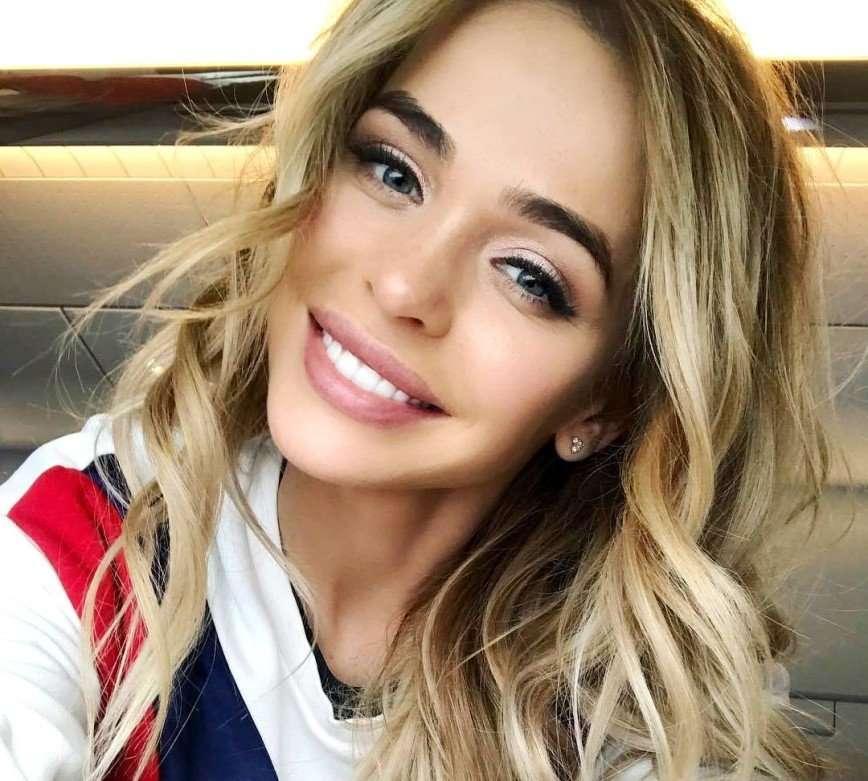 «Бог в помощь!»: Анна Хилькевич начала заниматься фейсбилдингом