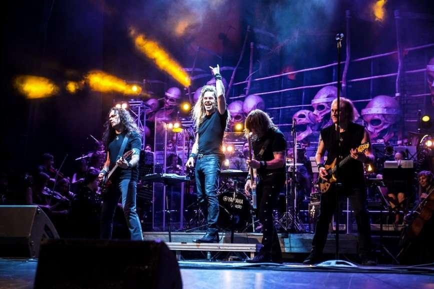 От Арии до Deep Purple: главные концерты весны