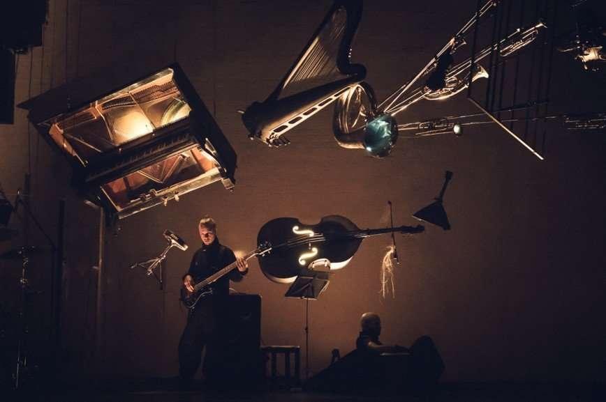 Театр на Таганке представляет премьерный показ рок-н-драмы «Вий»