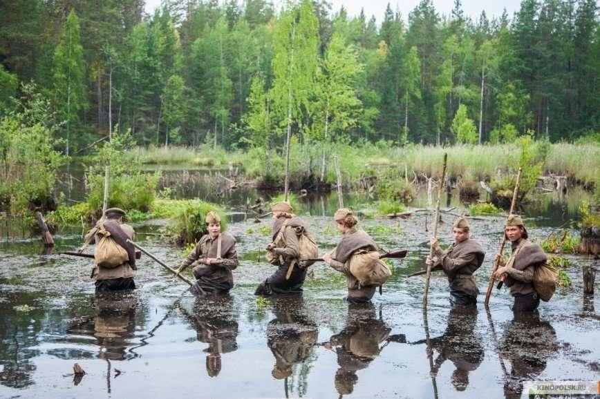 Пять очень красивых мест в России, где снимали кино