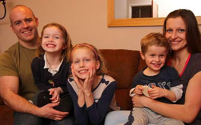 Мать троих детей рассказала, как похудеть на 6 размеров