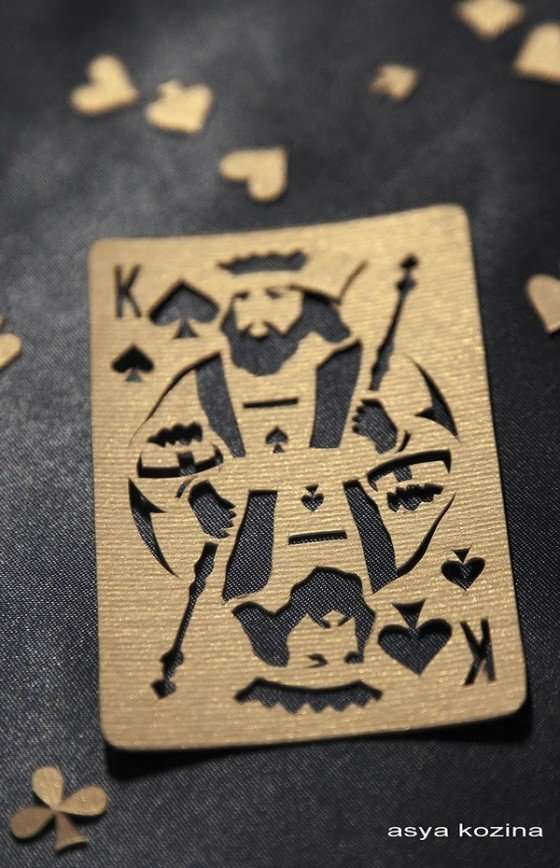 Бумажные шедевры от Аси Козиной
