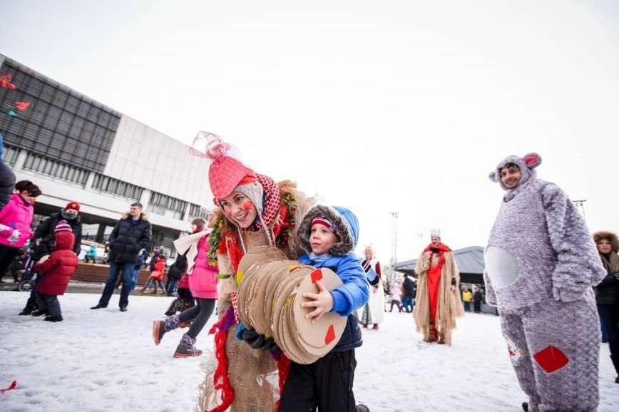 Более 100 мероприятий пройдут по Москве на Масленицу