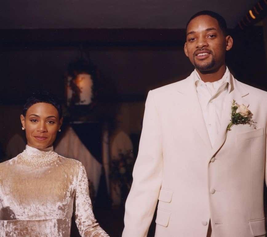 Уилл Смит в канун Нового года поздравил свою супругу с годовщиной брака