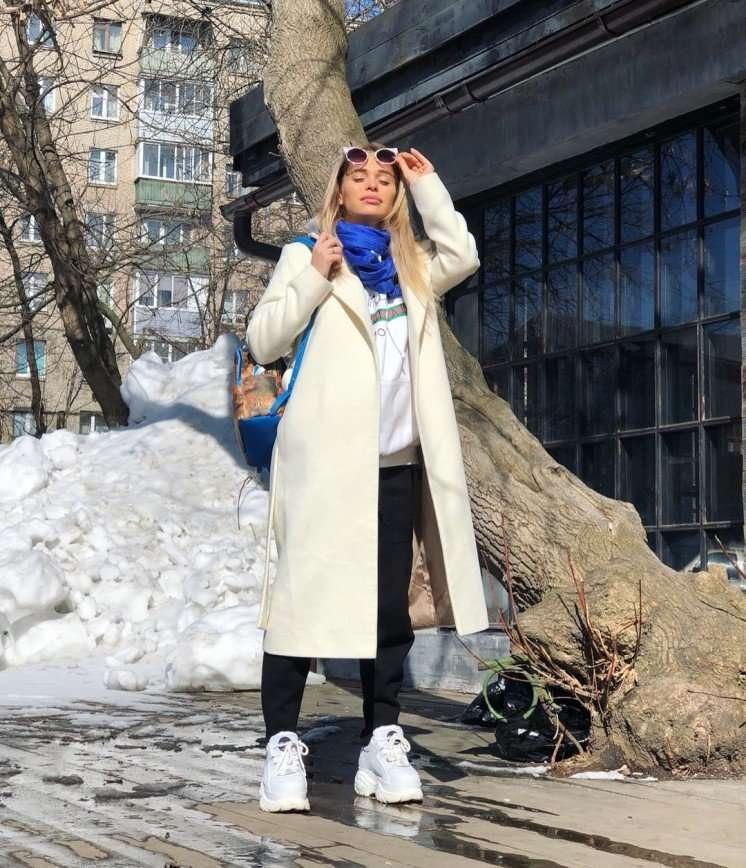 Анна Хилькевич подтвердила свою беременность
