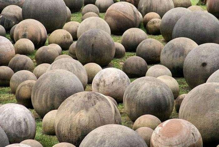 Древняя загадка джунглей: огромные каменные шары