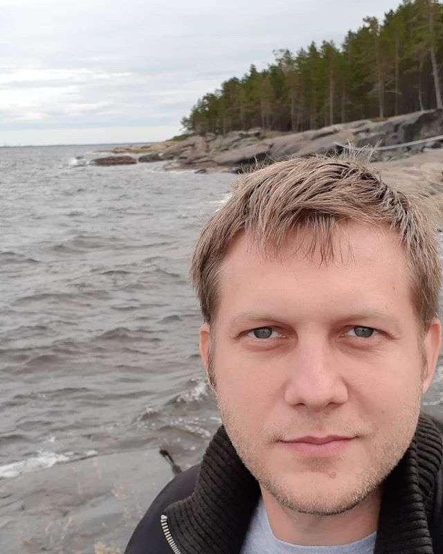 Телеведущий Борис Корчевников побывал на Святой земле