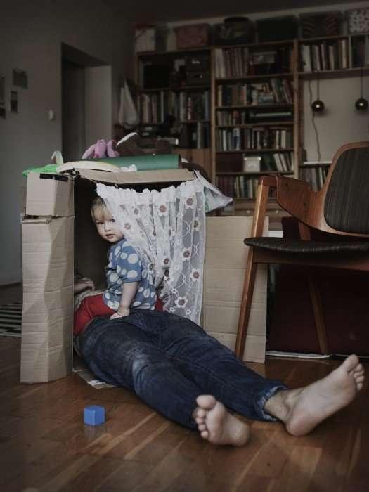 Шведские отцы в отпуске по уходу за ребенком