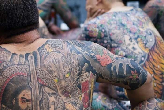 Искусство татуировки народов мира