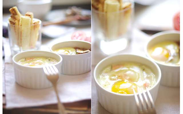 7 необычных рецептов приготовления обычных яиц