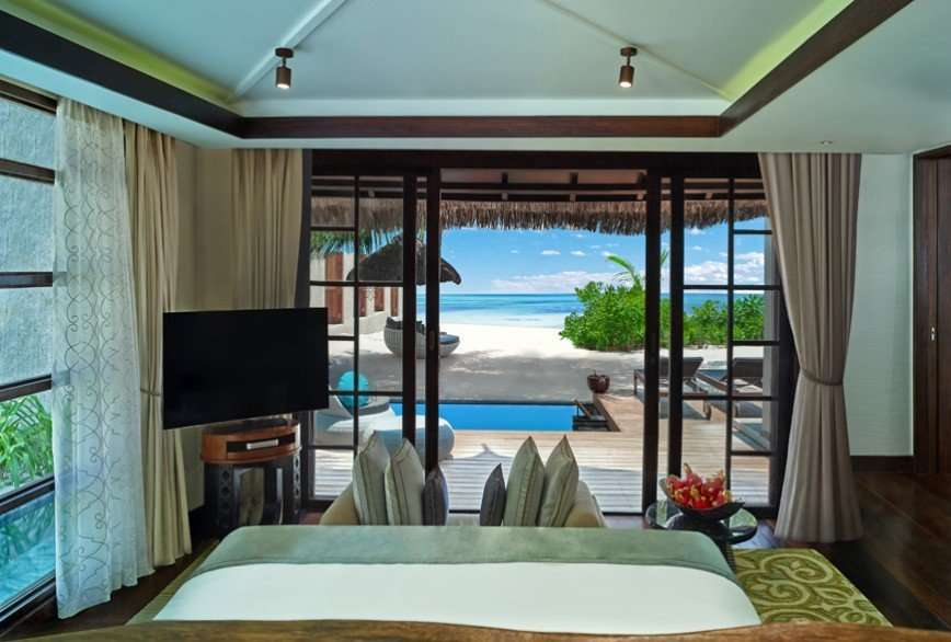Отдохнуть по-королевски: ночь в этом отеле стоит 2 млн. рублей
