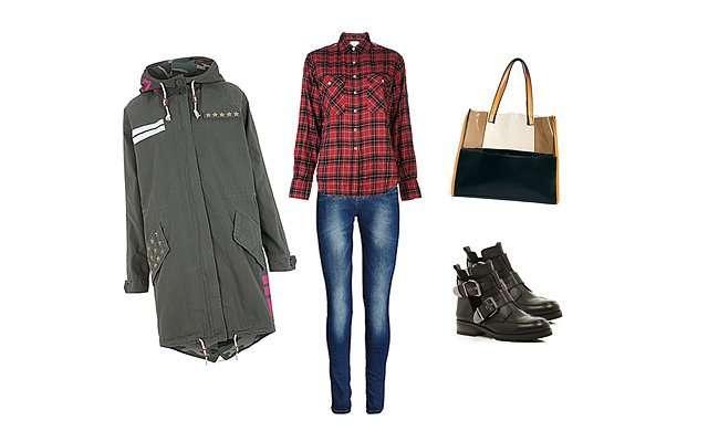 Образ дня: мода просыпается осенью