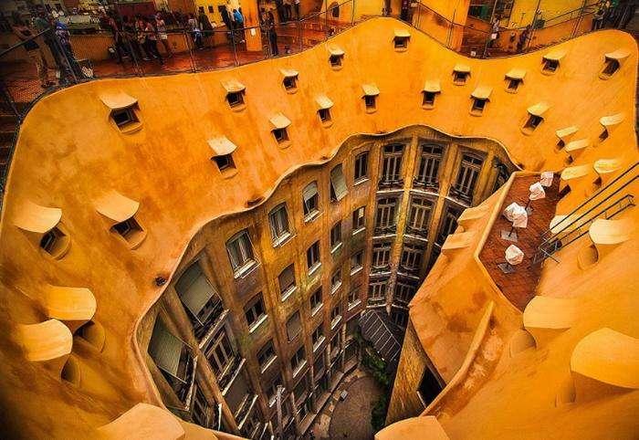 Самые необычные крыши