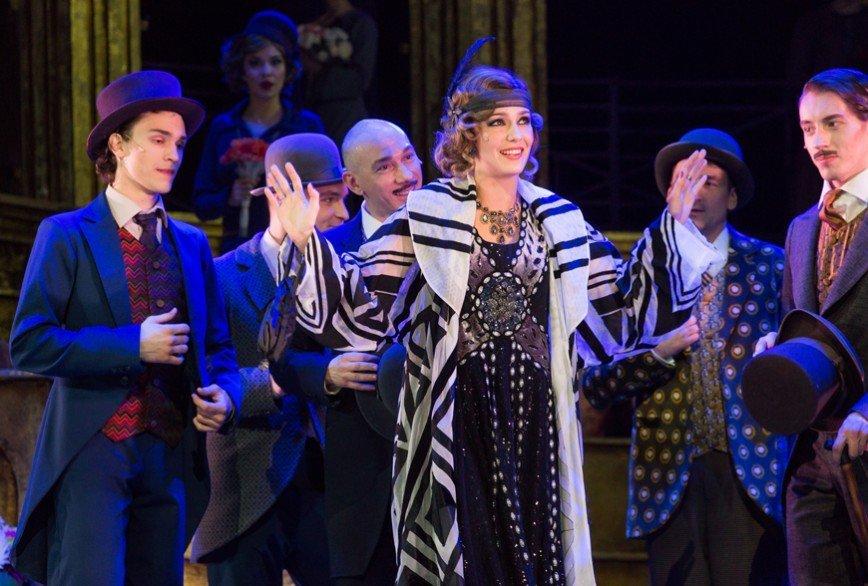 Мюзикл «Принцесса цирка» покажут в 100-й раз
